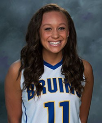 Salt Lake Community College Women's Basketball forward Bella Swan