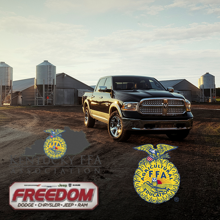 freedom chrysler dodge jeep ram to participate in future farmers of. Cars Review. Best American Auto & Cars Review