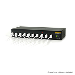 Aleratec-PDM-Charge-and-Sync-Station-Mini-10-400102-Portable-Device-Management