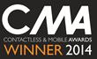 CMA 2014 Winner Logo