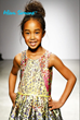 Chase Combs Alivia Simone Kids Fashion Week