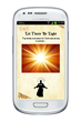REVELATIONS APP: 'Let There Be Light' Screen