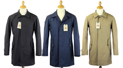 Baracuta Raincoats