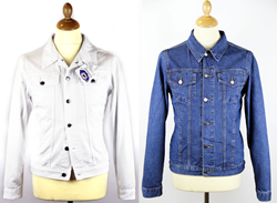 Madcap England Denim Jackets