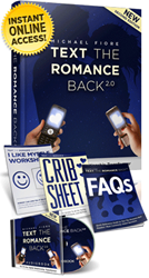 text the romance back pdf review