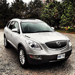 Buick Enclave Used Engines