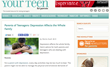 Your Teen Magazine for Parents Addresses Complicated and Sensitive...