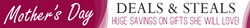 Cate & Chloe Jewelry Mother's Day Deals and Steals!