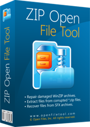 ZIP Open File Tool