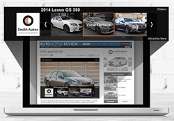 Speed Shift Media in-image advertising