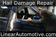 Paintless Dent Repair in Wylie, Parker, Murphy, Lavon for Hail Damage...