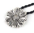 Tibet Silver Flower Pendant Necklaces Now Available on Beijing Ayong Jewelry Store