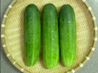 """""""Health And Beauty Benefits Of Cucumber On Skin And In The Body,"""" A..."""