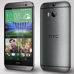 HTC is seeing loyal users upgrade to its HTC One M8 smartphone