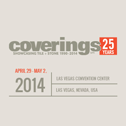 Logo for the Covering's Show