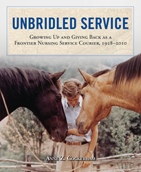 """Unbridled Spirit"" book cover"