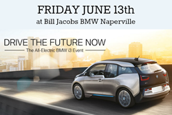 BMW i3 Test Drive Event at Bill Jacobs BMW