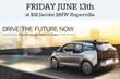 Bill Jacobs BMW Hosts BMW i3 Test Drive Event June 13th
