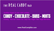 The Real Candy Bar Business Card