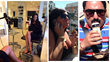 "Adriana De Moura; Mercedes ""MJ"" Javid and Reza Farahan of Shahs of Sunset"
