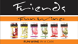 Friends Fun Wine