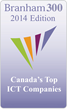 ExitCertified Makes Branham300's Top 250 Canadian Technology Companies...