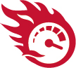 The Red Engine App Store icon