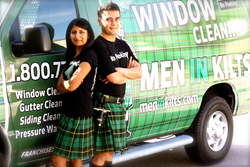 Raleigh Franchise Owners Purvi Parekh [left] and Nikhil Parekh [right]