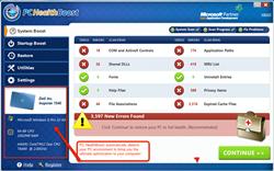 PC HealthBoost pc optimization software