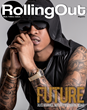 Rapper Future Covers Rolling Out Magazine