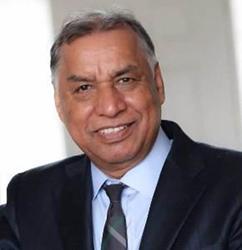 Dr. Nanua Singh headshot