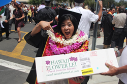 Graduation Leis Delivered Fresh From Hawaii