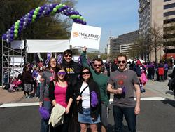 Lupus, Lupus Walk, DC