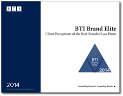 BTI Brand Elite 2014 Report Cover