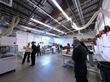 Senator Bennet visits Diversified Machine Systems CNC Routers on CO Innovation Tour