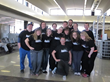 "Students who participated in the BVU ""Health and Hunger"" AWOL trip"