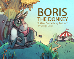 Boris The Donkey decides he will show the boss who is really running the show.