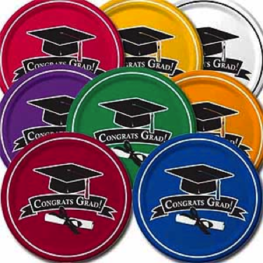 Tacoma party store featuring graduates in promotional campaign school colors decorations tableware party supplies junglespirit Gallery