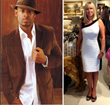 Adriana Viano of UnderCover MensWear and Patrice Sheikboudhou of PSR...