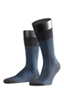 Fashionably elegant business look - comfortable to wear through the finest mercerized cotton - Reinforced stress zones-Falke Sock