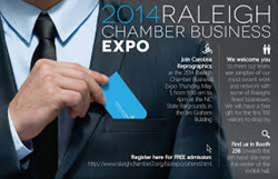 Imaginovation attends Greater Raleigh Chamber Expo 2014