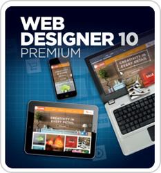 Xara Web Designer 10