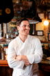 Chef Seamus Mullen of Tertulia in New York City joins DuVine Cycling + Adventure Co. for epicurean bike tour of Piedmont, Italy in August 2014.