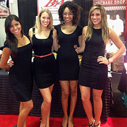 This Spring, Book Professional Trade Show Models with Quintessential