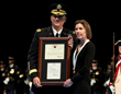General Odierno and Barbara Van Dahlen
