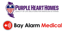Purple Heart Homes & Bay Alarm Medical