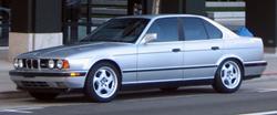 1990 BMW M5 Engine