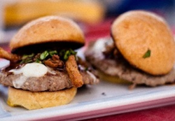 Best in Backyards CT and NY burger competition live event big prizes