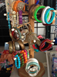jewlery at VNA rummage sale