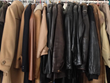 coats at the VNA Rummage Sale